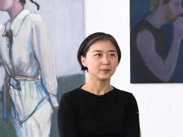 Xinyi cheng portrait palais de tokyo 1 large2