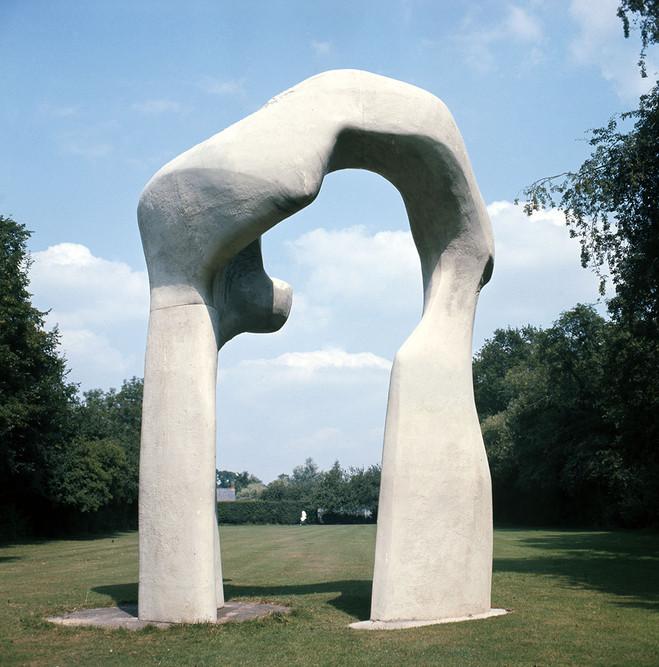 Henry Moore - Musée Rodin