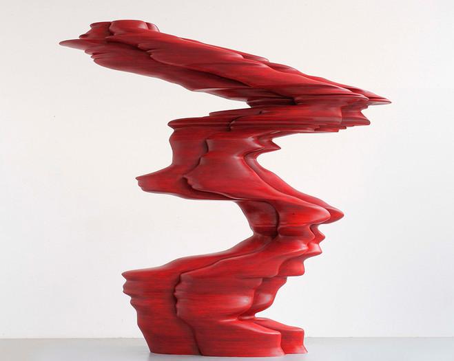 Tony Cragg - Le Louvre
