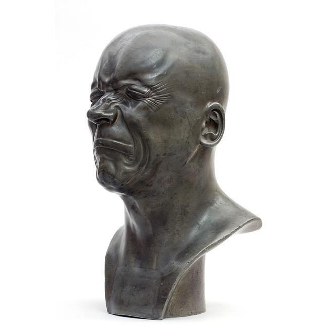 Franz Xaver Messerschmidt - Le Louvre