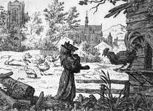 Everdingen, illustrateur du Roman de Renard - Petit Palais