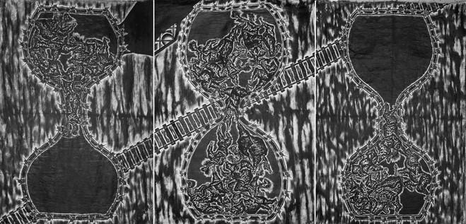 Les Horizons Muets - Galerie Orel Art