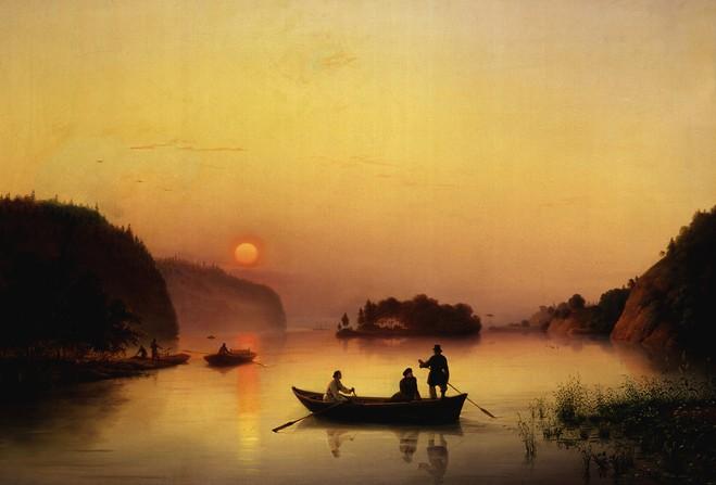 Oeuvre Romantique la russie romantique — chefs-d'œuvre de la galerie tretiakov, moscou