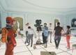 L'exposition Stanley Kubrick - Cinémathèque française