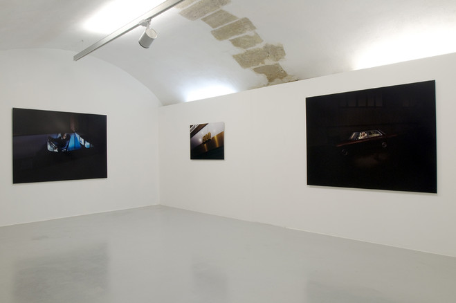 Olivier Metzger - Galerie Bertrand Grimont