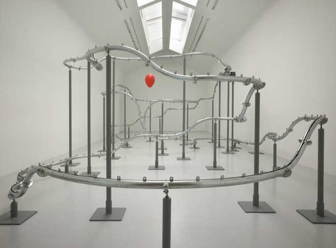 Peter Coffin - Emmanuel Perrotin Gallery