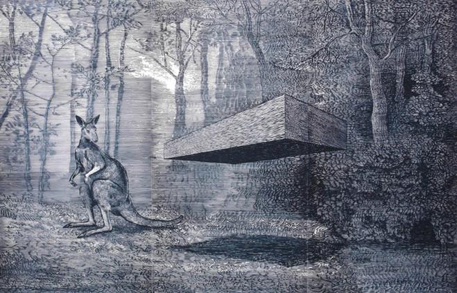 Daniel Arsham - Emmanuel Perrotin – Saint Claude Gallery