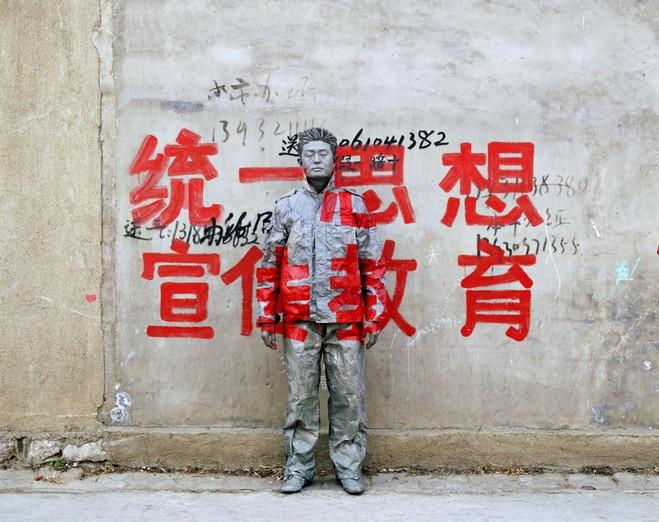 Liu Bolin - Galerie Yu