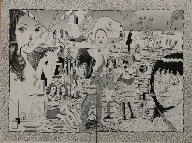 Deishû Ni Hasu, un lotus dans la boue - Galerie G-P & N Vallois