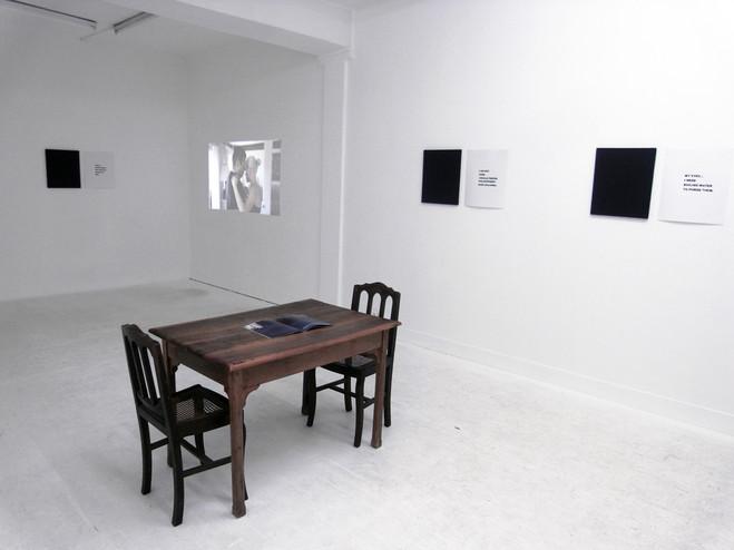 Hugo Hopping - Galerie Anne Barrault