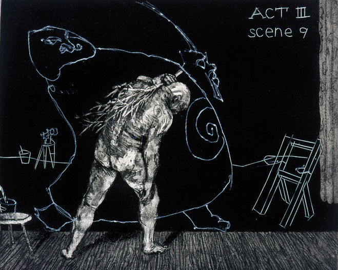 William Kentridge - Jeu de Paume