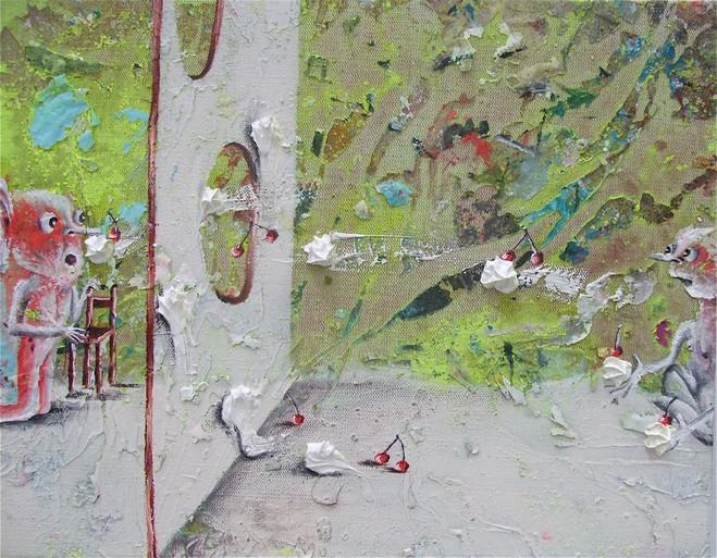 Marlène Mocquet - Galerie Alain Gutharc