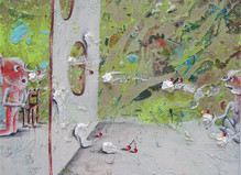 Marlène Mocquet - Alain Gutharc Gallery