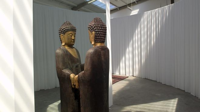Idoles - Galleria Continua / Le Moulin