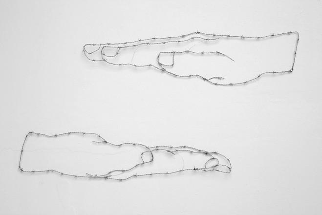 Yazid Oulab - Galerie Eric Dupont
