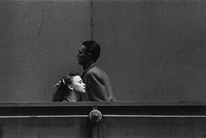 Harry Callahan - Fondation Henri Cartier-Bresson