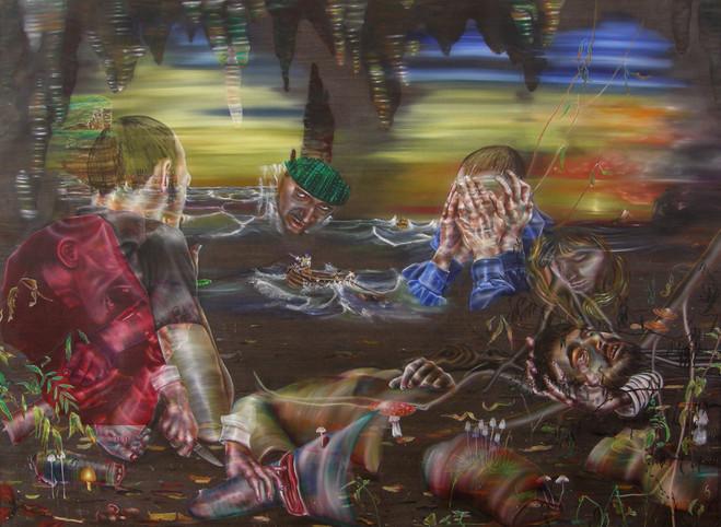 Hervé Ic - Galerie Eric Mircher
