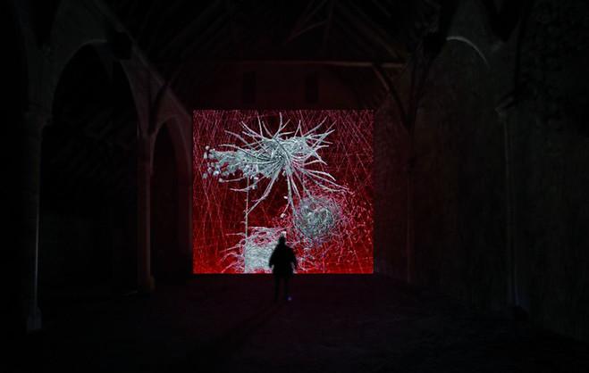 Grand Pari(s) de l'art contemporain - Abbaye de Maubuisson