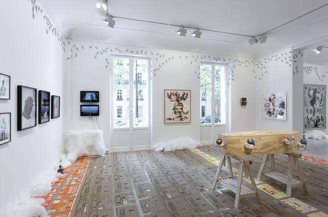 Barthélémy Toguo - Lelong & Co Gallery
