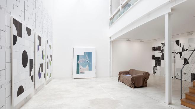 Michael Riedel - Galerie Michel Rein