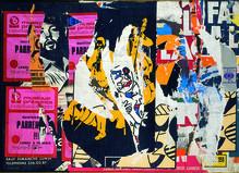 Jacques Villeglé - Galerie G-P & N Vallois