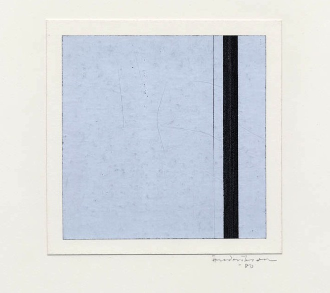 Lars Fredrikson - Anne Barrault Gallery