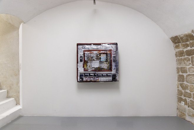 Cyril Hatt & Bertrand Planes - Galerie Bertrand Grimont