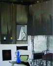 Farah atassi tenement 2 2009 hst 200 x 160 cm coll part copie original tiny