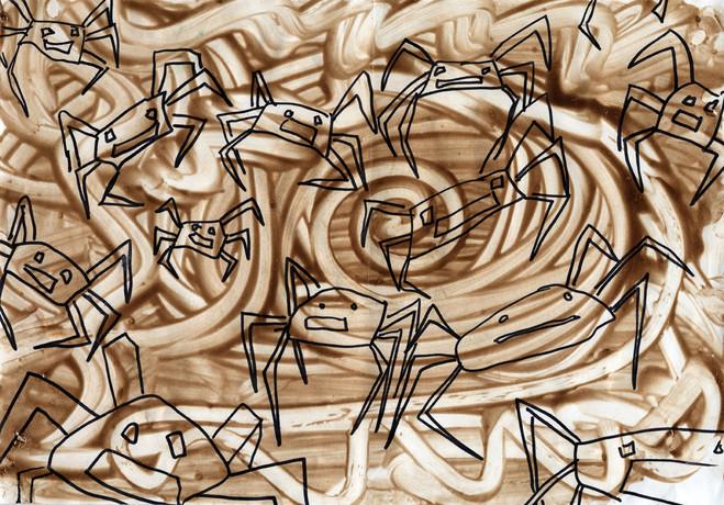Tere Recarens - Galerie Anne Barrault