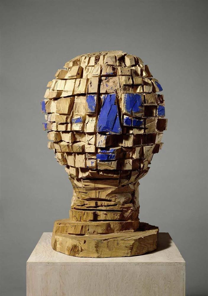 Georg baselitz sculpteur mam large2