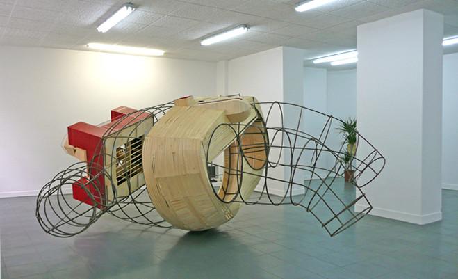 Sophie Dejode, Bertrand Lacombe - Galerie Metropolis