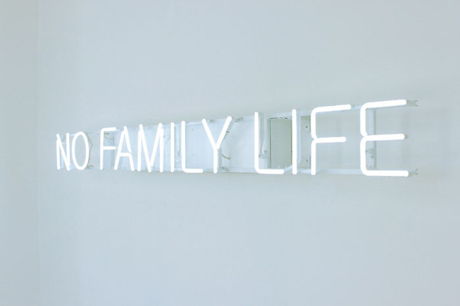 No Family Life - Air de Paris Gallery