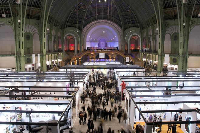 Art Paris - Les Galeries nationales du Grand Palais