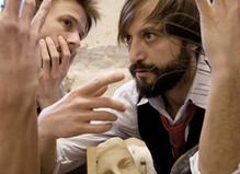 Alex Cecchetti & Mark Geffriaud - Jeu de Paume