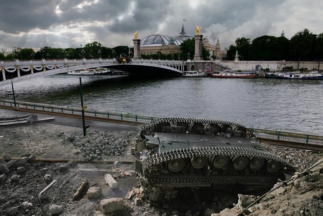 Peurs sur la ville - Monnaie de Paris