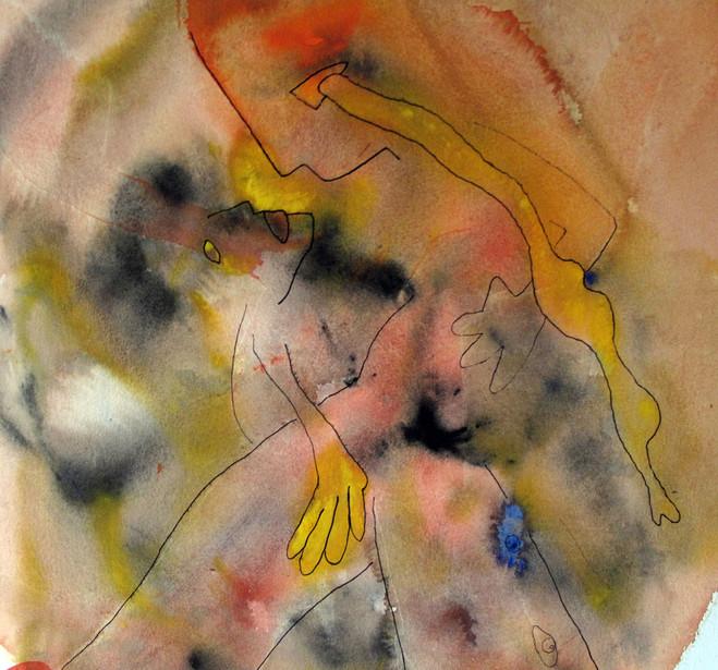Ramuntcho Matta - Galerie Anne Barrault