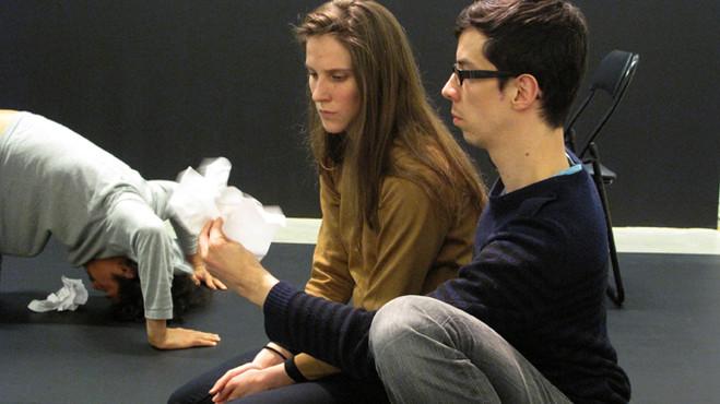 Frédéric Moser et Philippe Schwinger - Bétonsalon - Centre d'art et de recherche