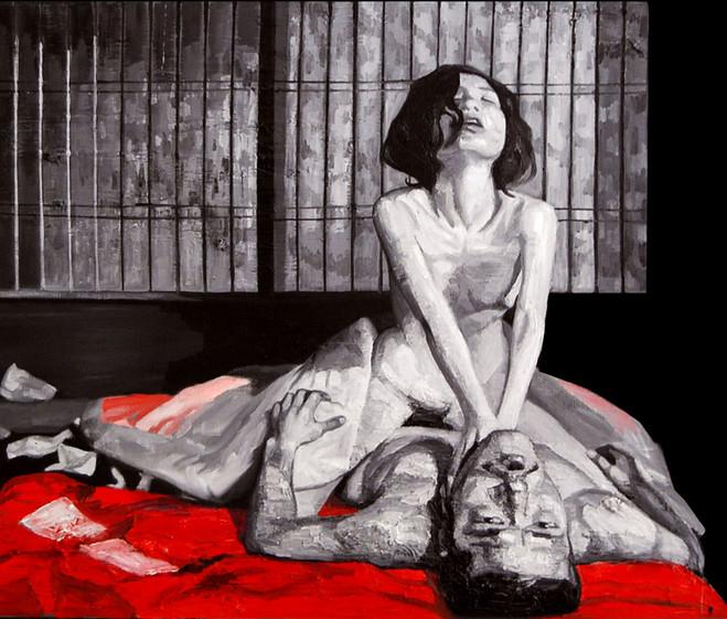 Gao Zengli - Galerie Marcel Strouk