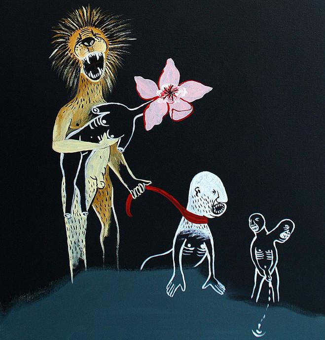Elika Hedayat - Galerie Aline Vidal