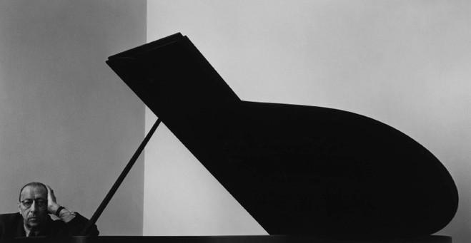 Arnold Newman - Les  Douches la Galerie