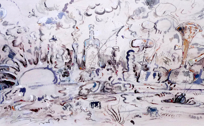 David Scher - Galerie Jean Brolly