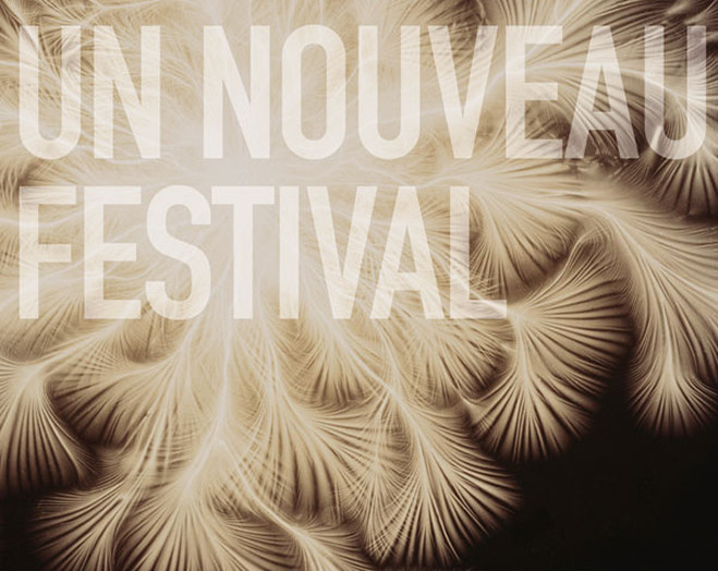 Un Nouveau Festival - Centre Georges Pompidou