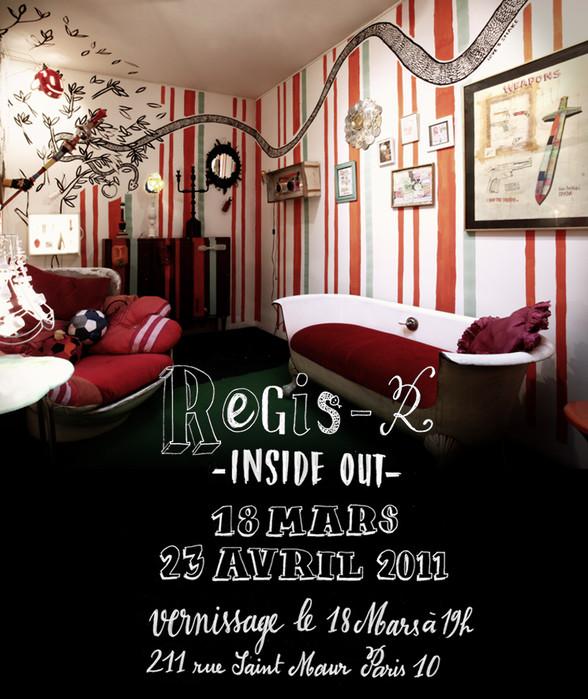 Régis-R - Galerie Since