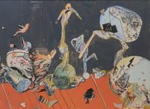 Hommage à Miodrag Djuric, Dado - Galerie Jeanne Bucher Jaeger  |  Paris, St Germain