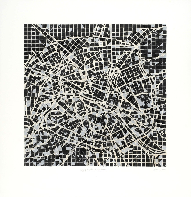 Zarina Hashmi - Jeanne Bucher Jaeger   Paris, Marais Gallery