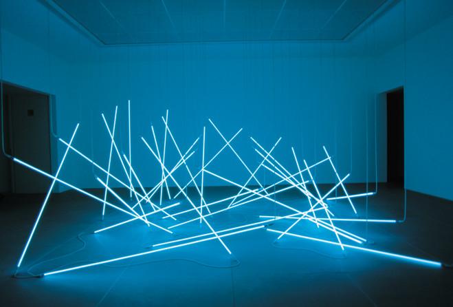 François Morellet - Centre Georges Pompidou