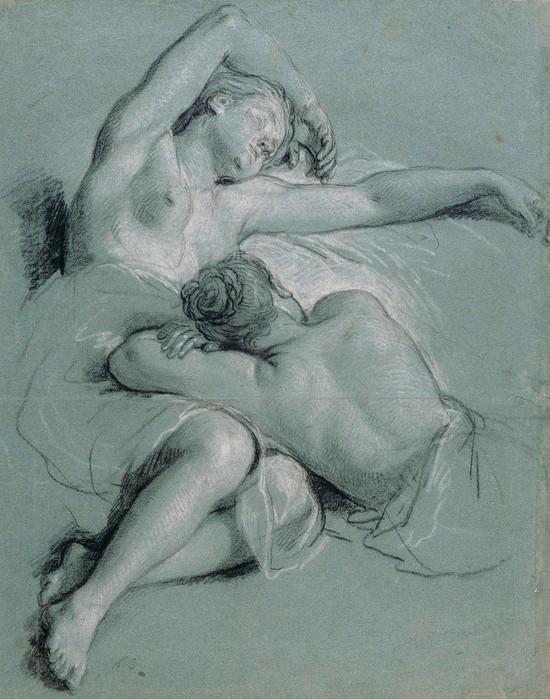 Louis de Boullogne - Le Louvre