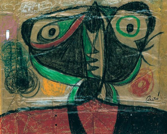 Miró - Musée Maillol — Fondation Dina Vierny