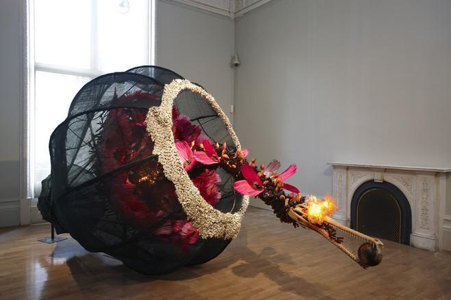 Rina Banerjee - Musée Guimet