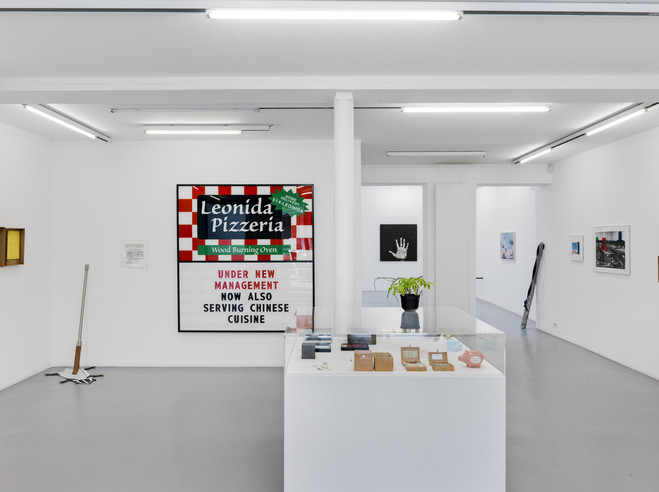 Bob and Breakfast - Galerie Peter Freeman, Inc. Paris